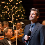 Hugh Panaro sang with the Philly Pops for the orchestra's 2014 Christmas Spectacular.
