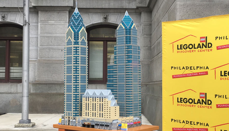 Lego Liberty Place