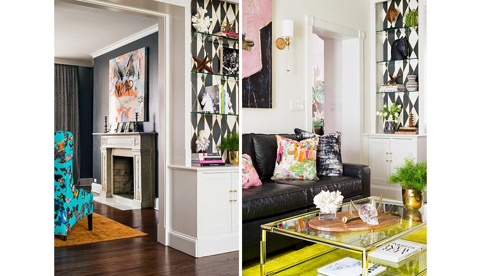 Interior design by Design Manifest   Photography by Kira Luxon