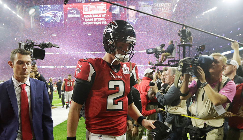 Matt Ryan - Super Bowl