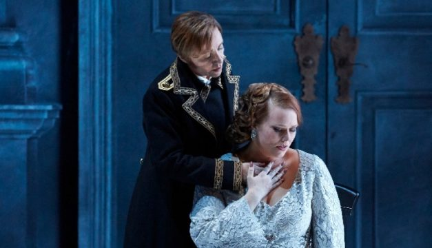 Opera Philadelphia's Tancredi opens Friday. Photo by Marc Vanappelghem