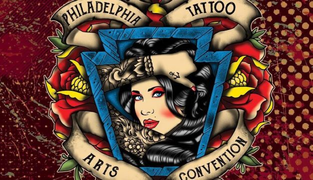 Photo from Facebook/Philadelphia Tattoo Arts Convention