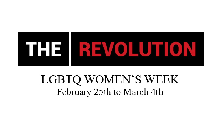 Philly's first-ever LGBTQ Women's week is taking place February 25th to March 4th.