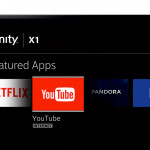 YouTube on X1