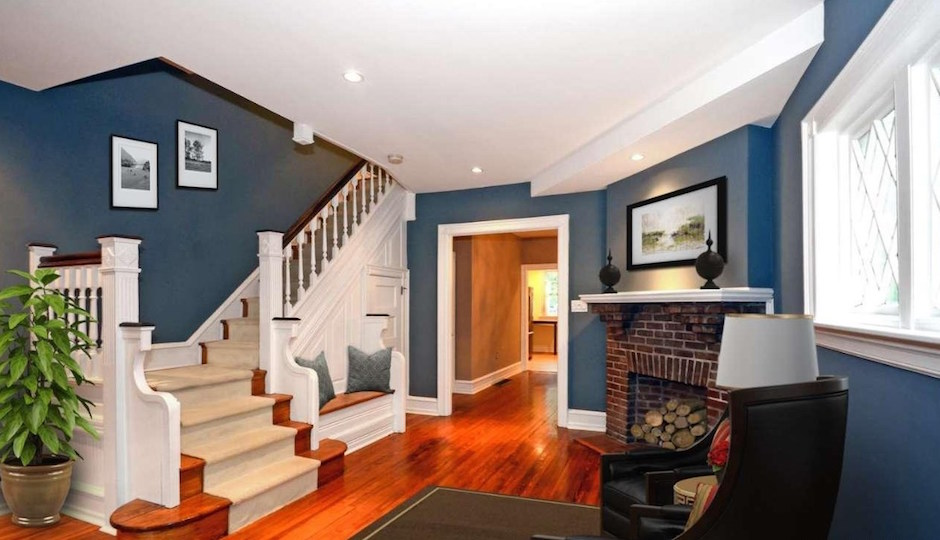 112 E. Moreland Ave., Philadelphia, Pa. 19118 | TREND image via Coldwell Banker Preferred