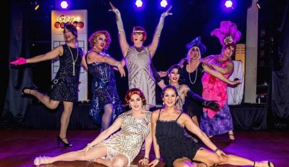 18th Annual Black-Tie GayBINGO event is March 25th | Photo credit Jeff Fusco
