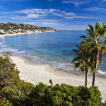 View from Heisler Park, Laguna Beach. Photo courtesy Visit Laguna Beach.