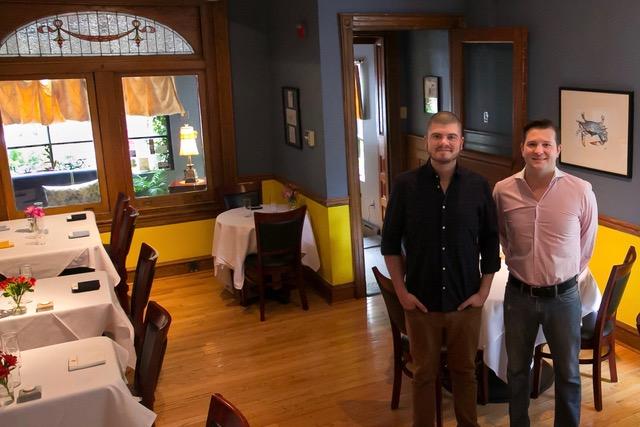 183 & Marigold Kitchen\u0027s New Restaurant Has a Name