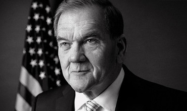 Tom Ridge. Photograph by Matt Stanley