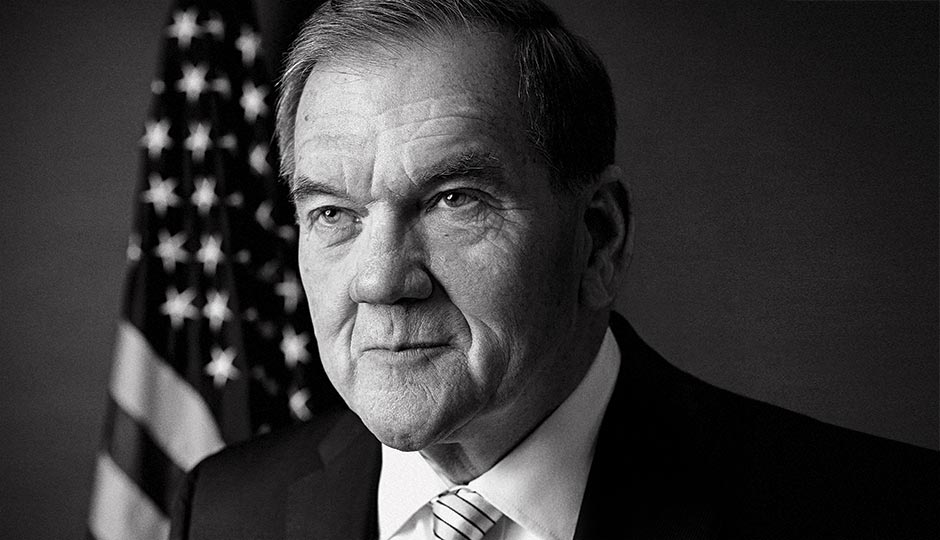 Tom Ridge. Photograph by Shawn Thew