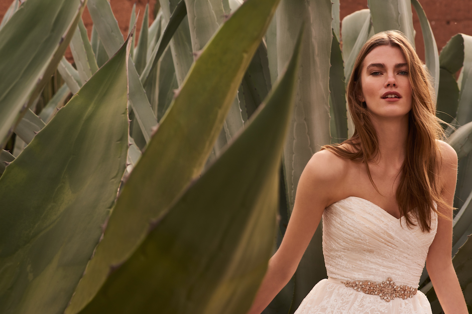 BHLDN's new Oasis collection features a lineup of neo-bohemian gowns for your Big Day. All photos courtesy of BHLDN.