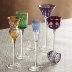 Roost Soiree aperitif glasses (the very ones up for grabs the night of the party!) // Scarlett Alley