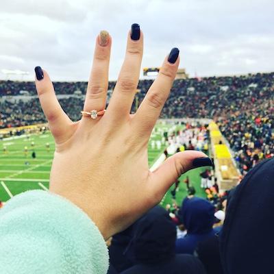 Kierstin's ring!