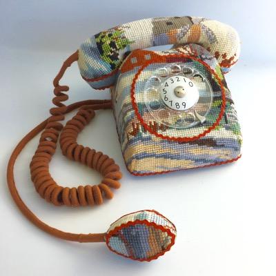 "By Ulla-Stina Wikander, by ""Stitched"""