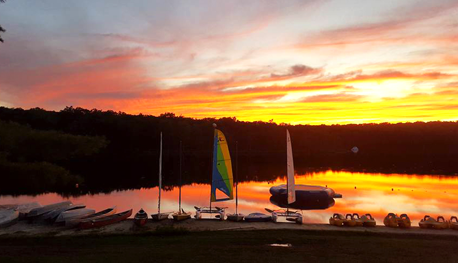 Camp Canadensis | Photo courtesy Rise Gatherings
