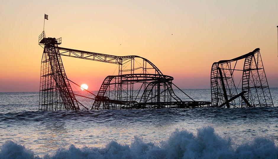 Coaster Sandy - Seaside Heights