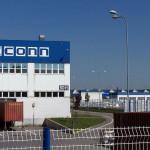 Foxconn factory in Pardubice. Image via Flickr.