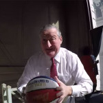 Jim Kenney trick shot