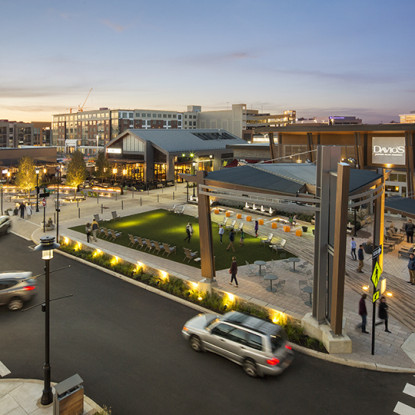 King of Prussia's new urban(ish) look | Photograph by Eric Prine