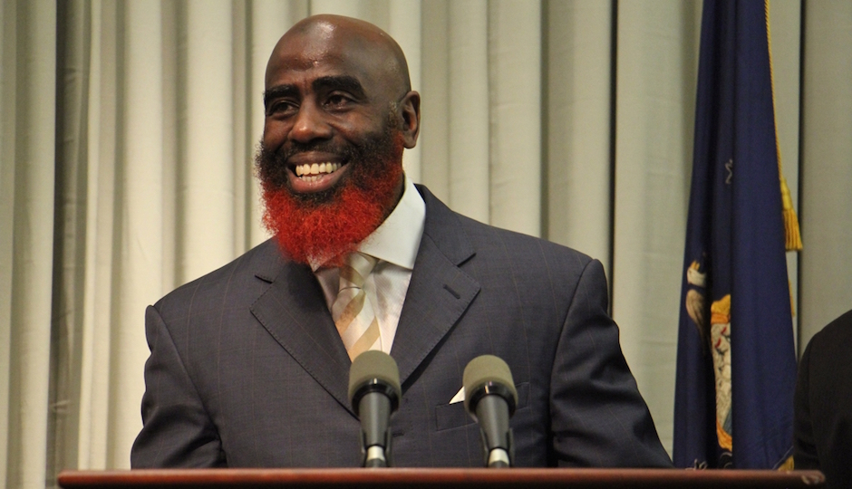 Tariq El-Shabazz | Photo courtesy of El-Shabazz's campaign