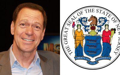 Joe Piscopo / NJ seal