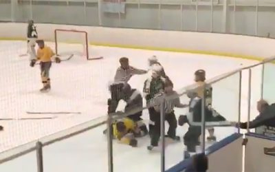 Ridley CB West fight