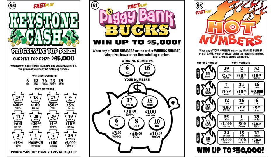 PA Lottery Has a Game for Those Too Lazy for Scratch-Offs