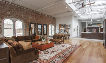 105 S. 12th St., Apt. 504, Philadelphia, Pa. 19107 | Images courtesy of PhillyLiving