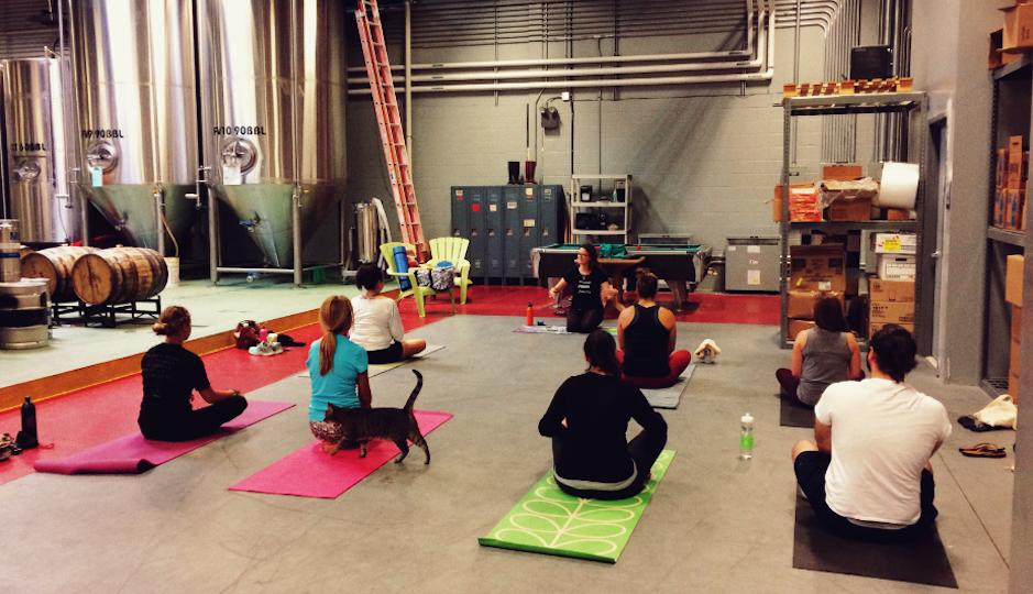 2SP Yoga Sundays | Photo Courtesy of 2SP