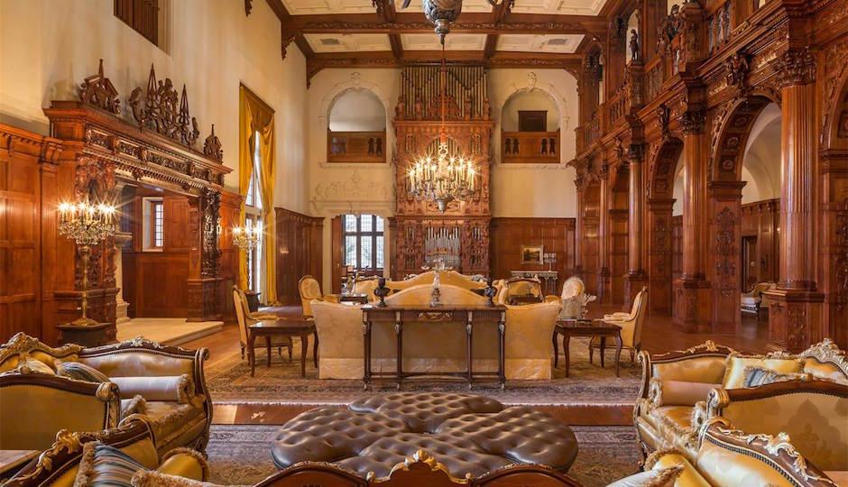 """Darlington,"" Mahwah, N.J. 07430 | Images via Christie's International Real Estate"