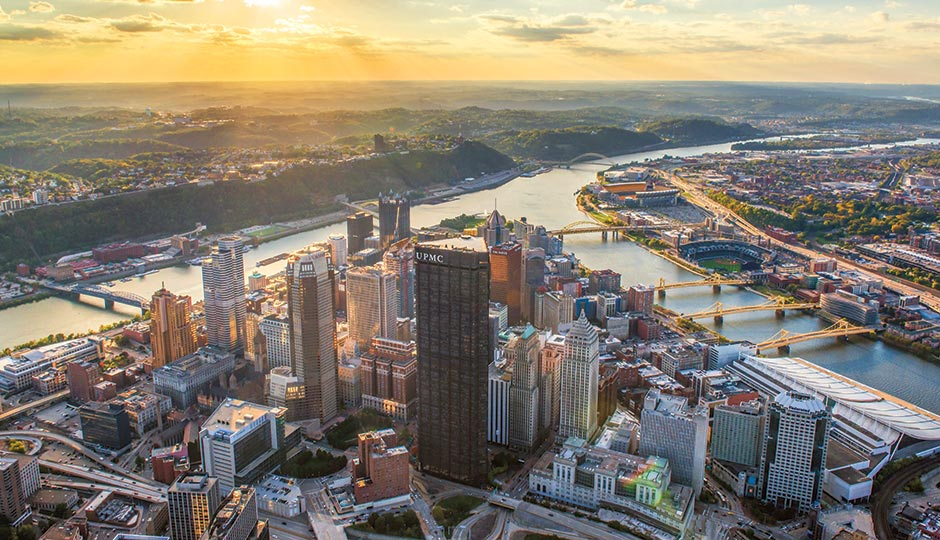 Photo via Dave DiCello/visit pittsburgh