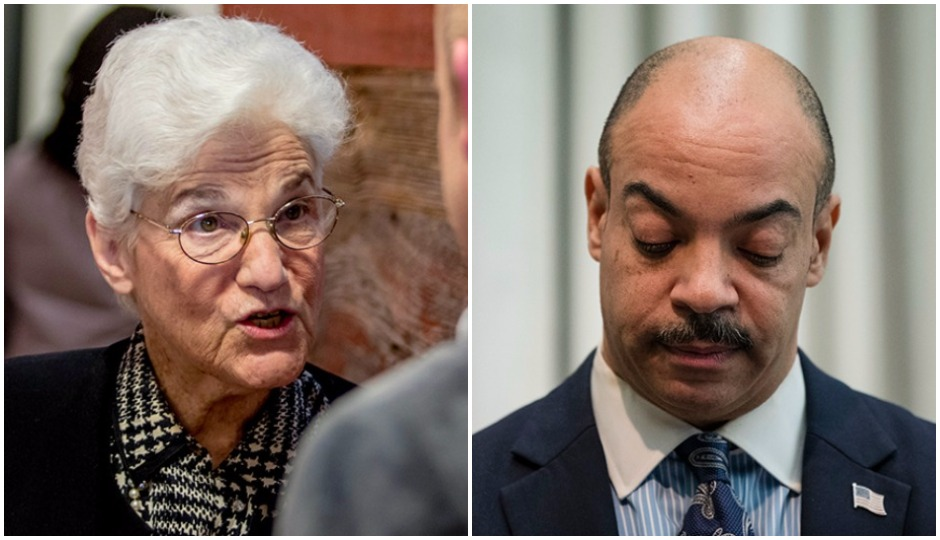 Former Da Lynne Abraham Sues To Oust Williams From Office