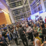 Philly Tech Week signature event at Comcast Center. Image via Visit Philadelphia.