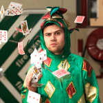 Piff the Magic Dragon plays Punchline Friday and Saturday.