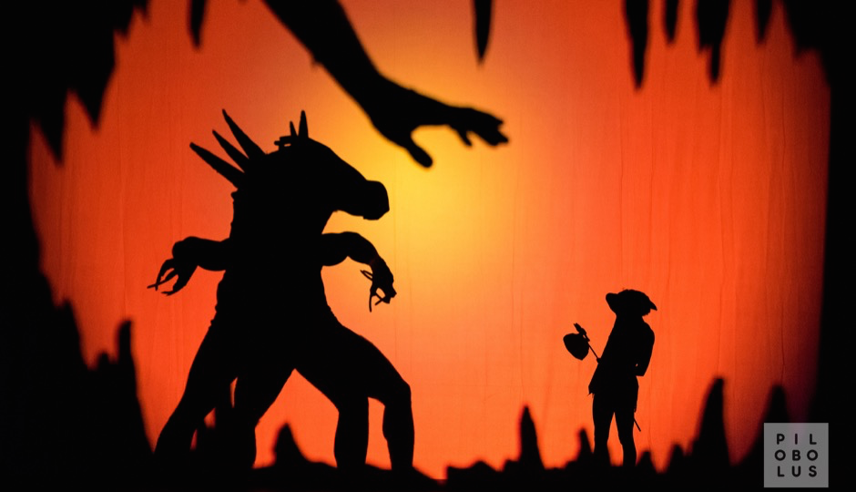 Pilobolus Dance Theater presents Shadowland at the Annenberg Center, April 6-8.