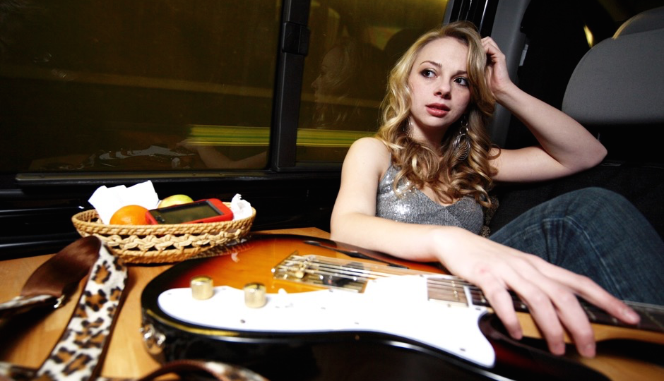 Samantha Fish will sing the blues at the Folk Fest this year. (Rhino Agency)