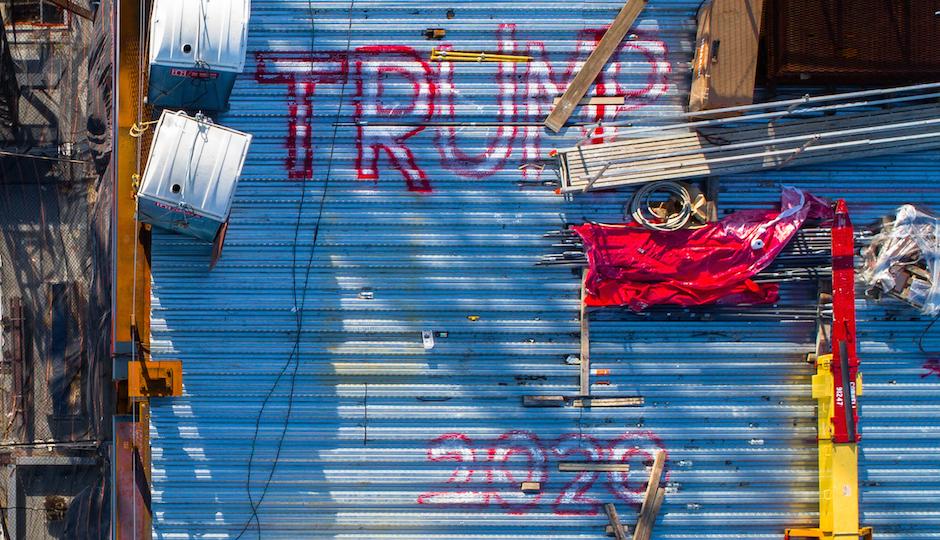trump-comcast-tower-trump-2020-graffiti