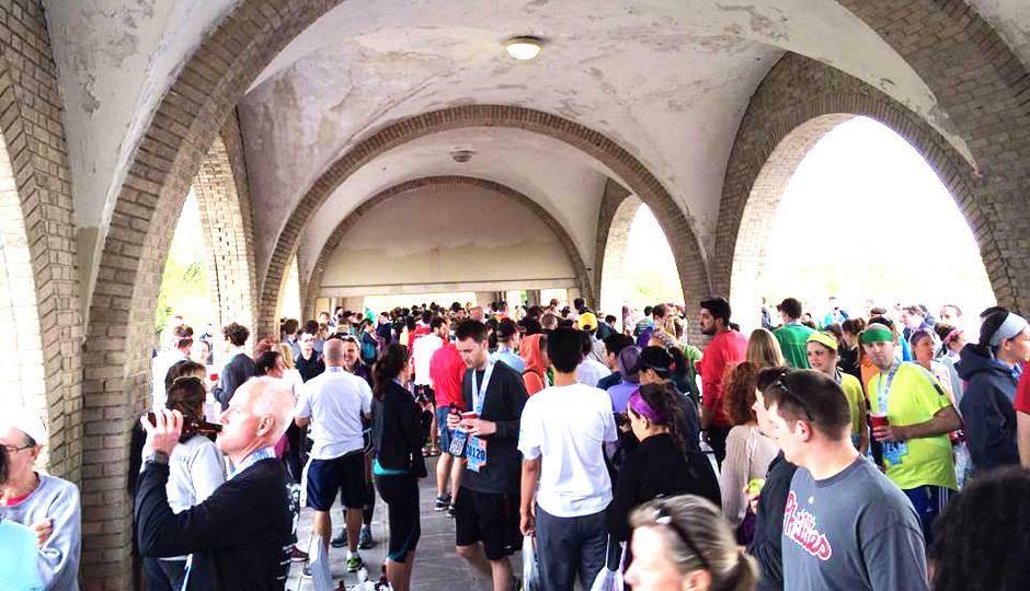 Broad Street Run Tailgate at FDR Park | Photo courtesy of Philadelphia Runner