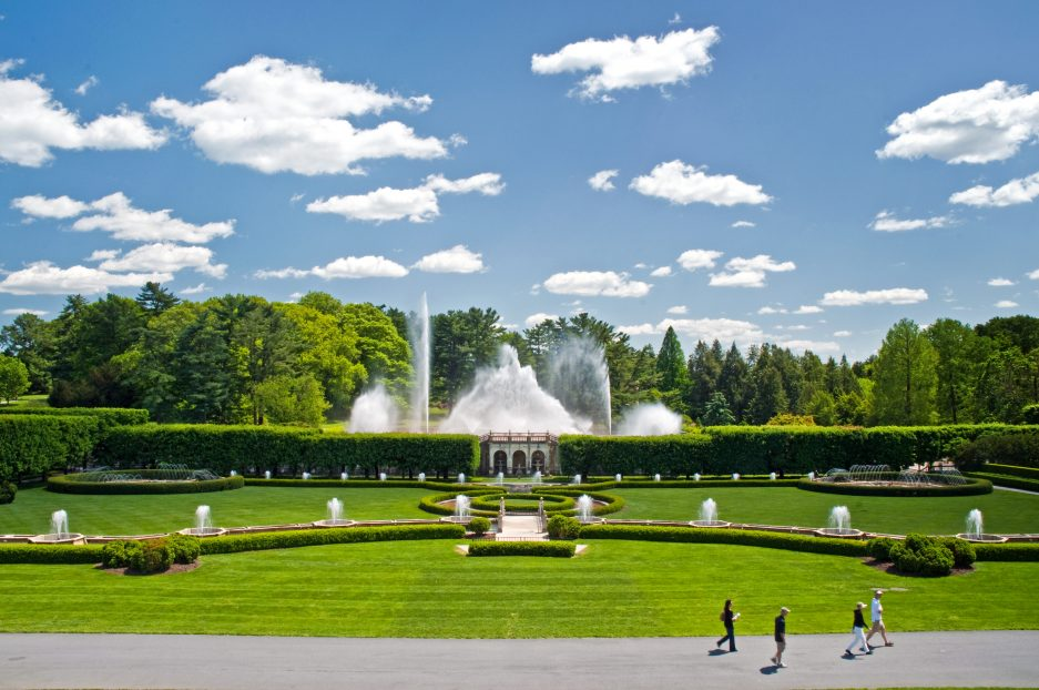 Behind The Scenes Of Longwood Gardens 90 Million Fountain Revival And When To See It In Action
