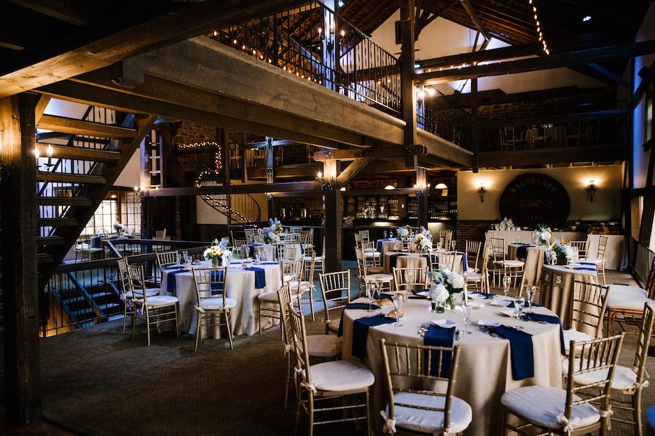 7 gorgeous barn wedding venues in the philadelphia area On barn on bridge wedding