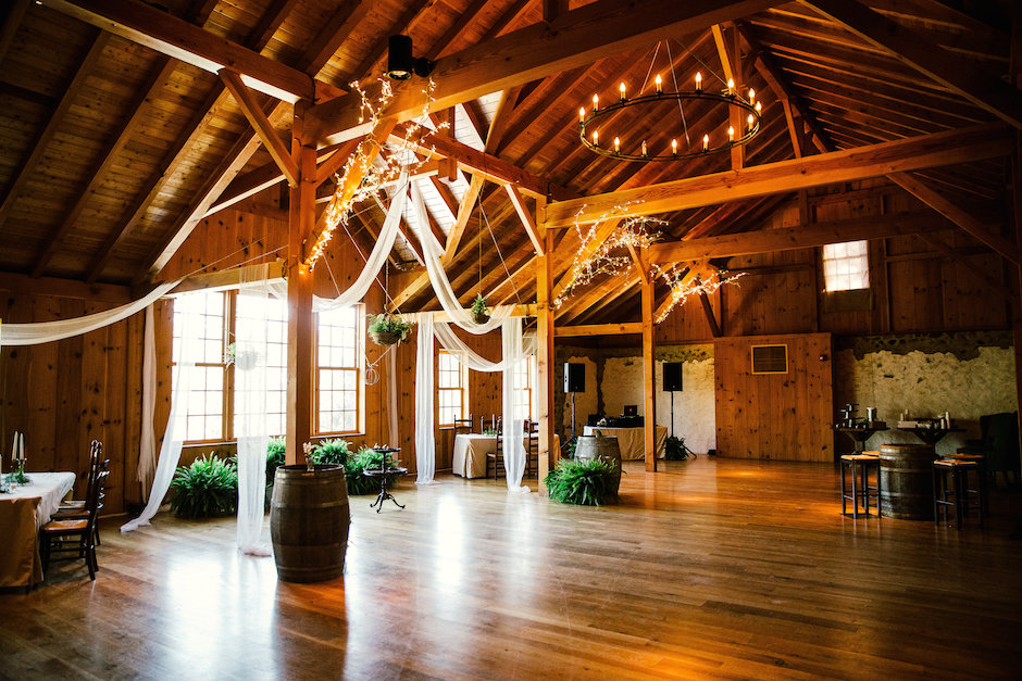 7 Gorgeous Barn Wedding Venues In The Philadelphia Area