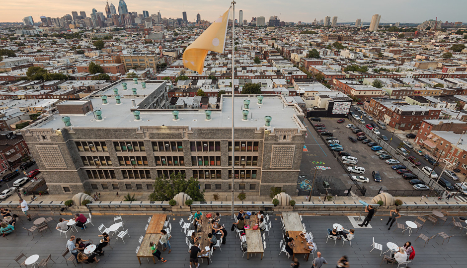 Philly S Best Rooftop Bar Is Back Next Week Philadelphia