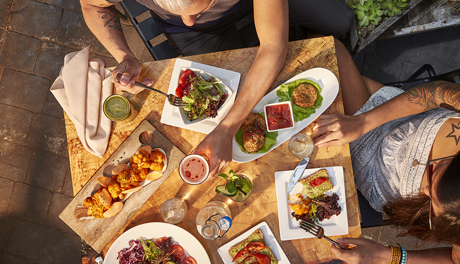 15 Places To Dine Outdoors In And Around Philadelphia
