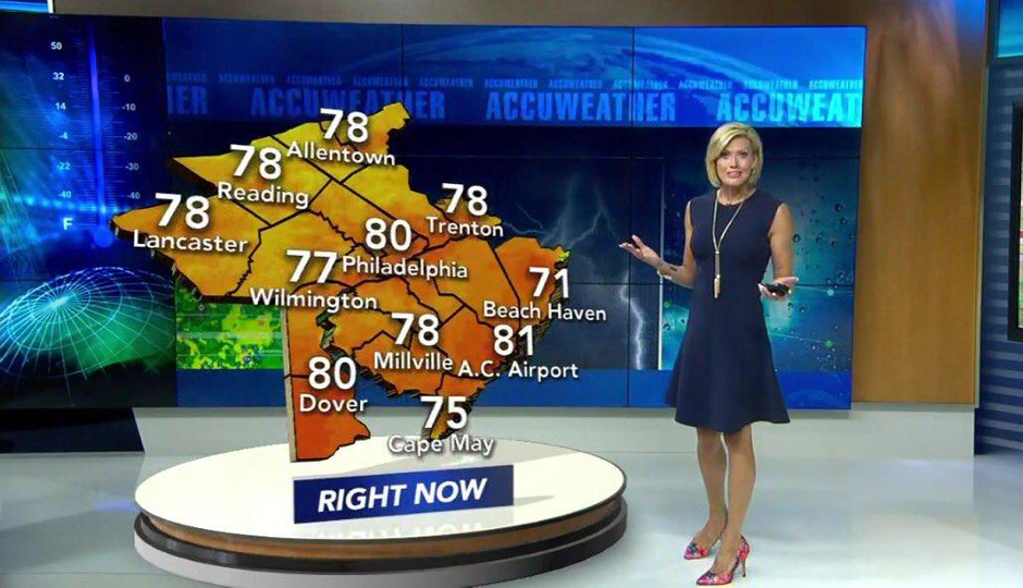 "New High-Tech ""Action News"" Set Debuts On 6ABC"