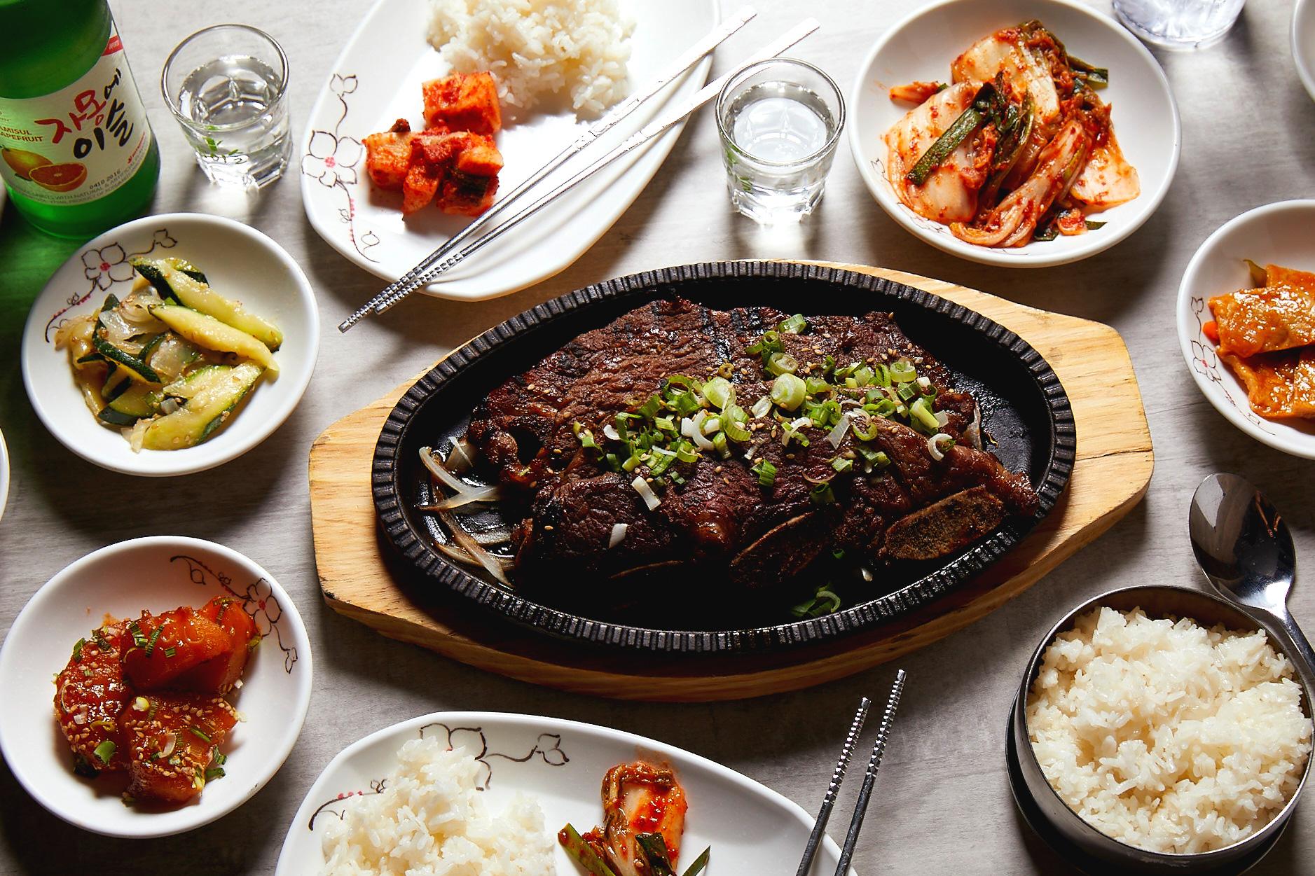 Korean Restaurant Near Me Open Now