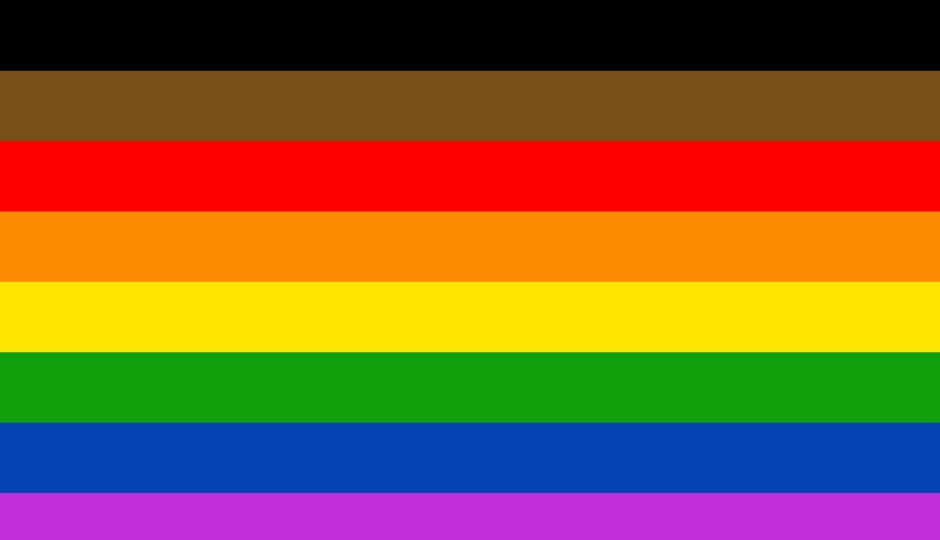 Philly's Pride Flag to Get Two New Stripes: Black and Brown