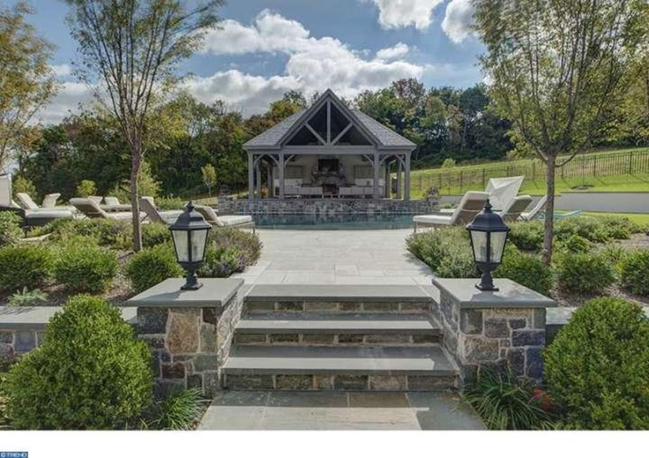 Jawdropper of the week party palace in newtown for 7 9m for Terrace gazebo