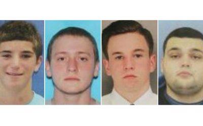 missing men, bucks county