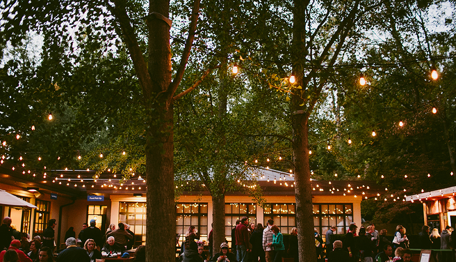 4 Delicious Reasons You Need To Add Longwood Gardens Beer Garden To Your Summer Must Try List