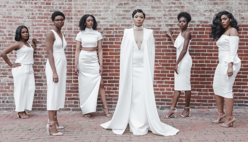 A Wilmington Bride Recreated Solange Knowless Wedding Dress And Photos